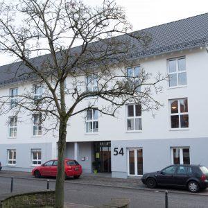 Das Senioren- und Pflegeheim in der Hauptstraße, Krofdorf-Gleiberg